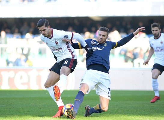 Paddy Agnew's Notes from Italy: Problems mount for Milan