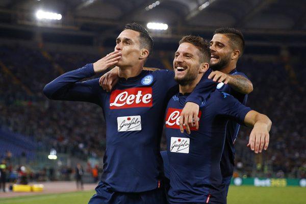 VIDEO Napoli 2-2 Torino: Dâng cúp cho Juventus