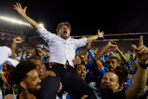 Tim Vickery's Notes from South America: Renato leads Gremio to the brink of global glory
