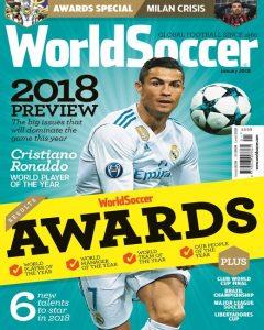 World Soccer cover