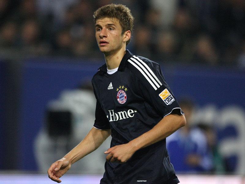Thomas Muller - Bayern Munich and Germany