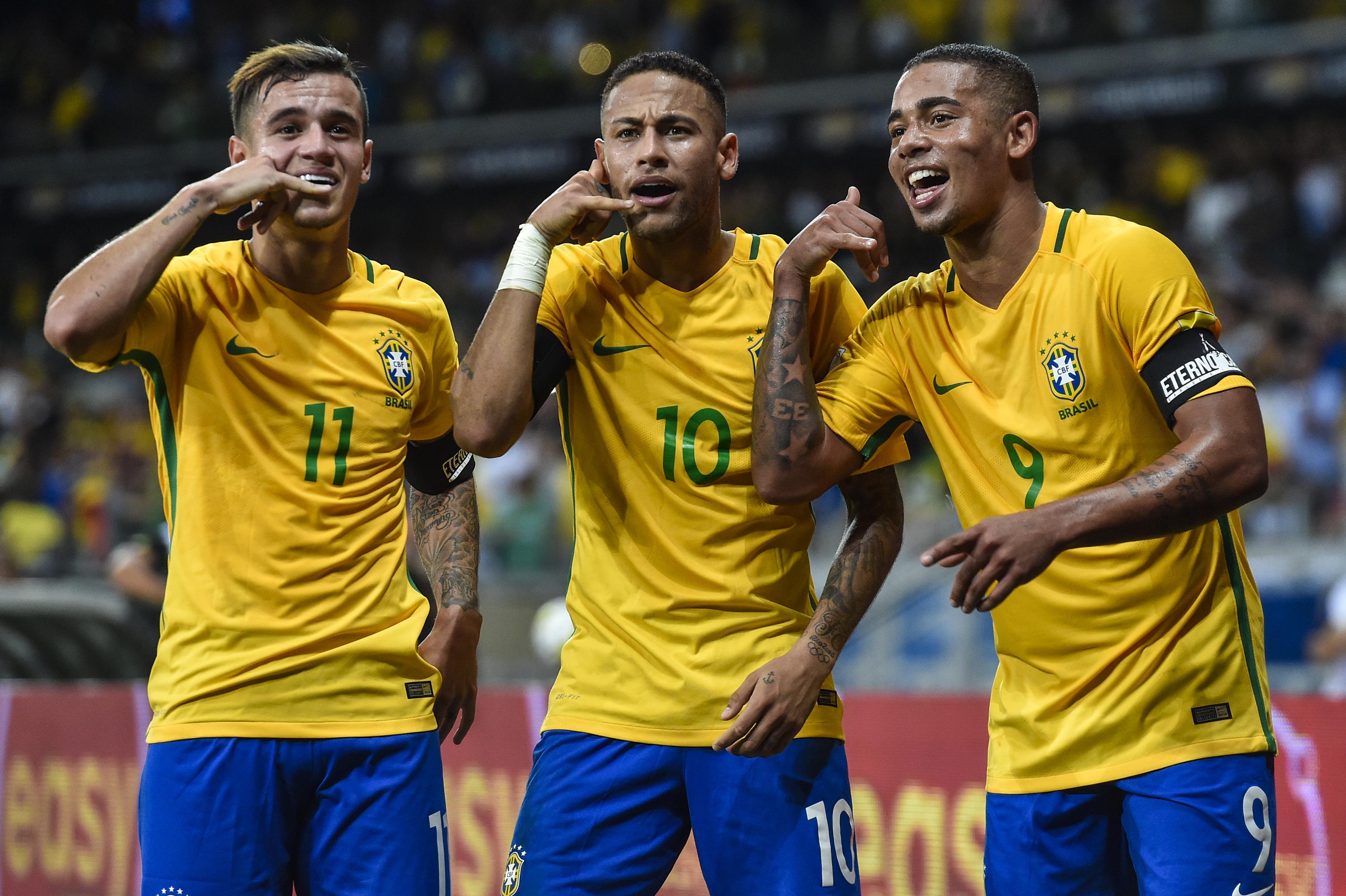 Brazil World Cup Fixtures
