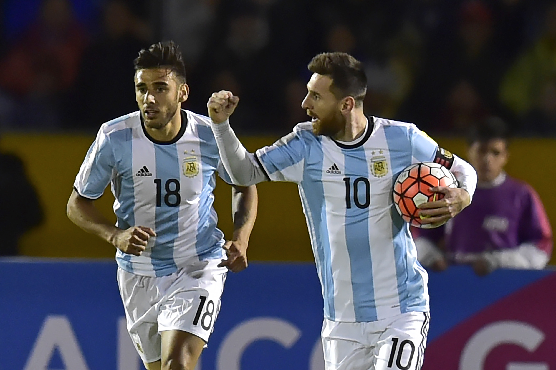 Argentina World Cup Fixtures