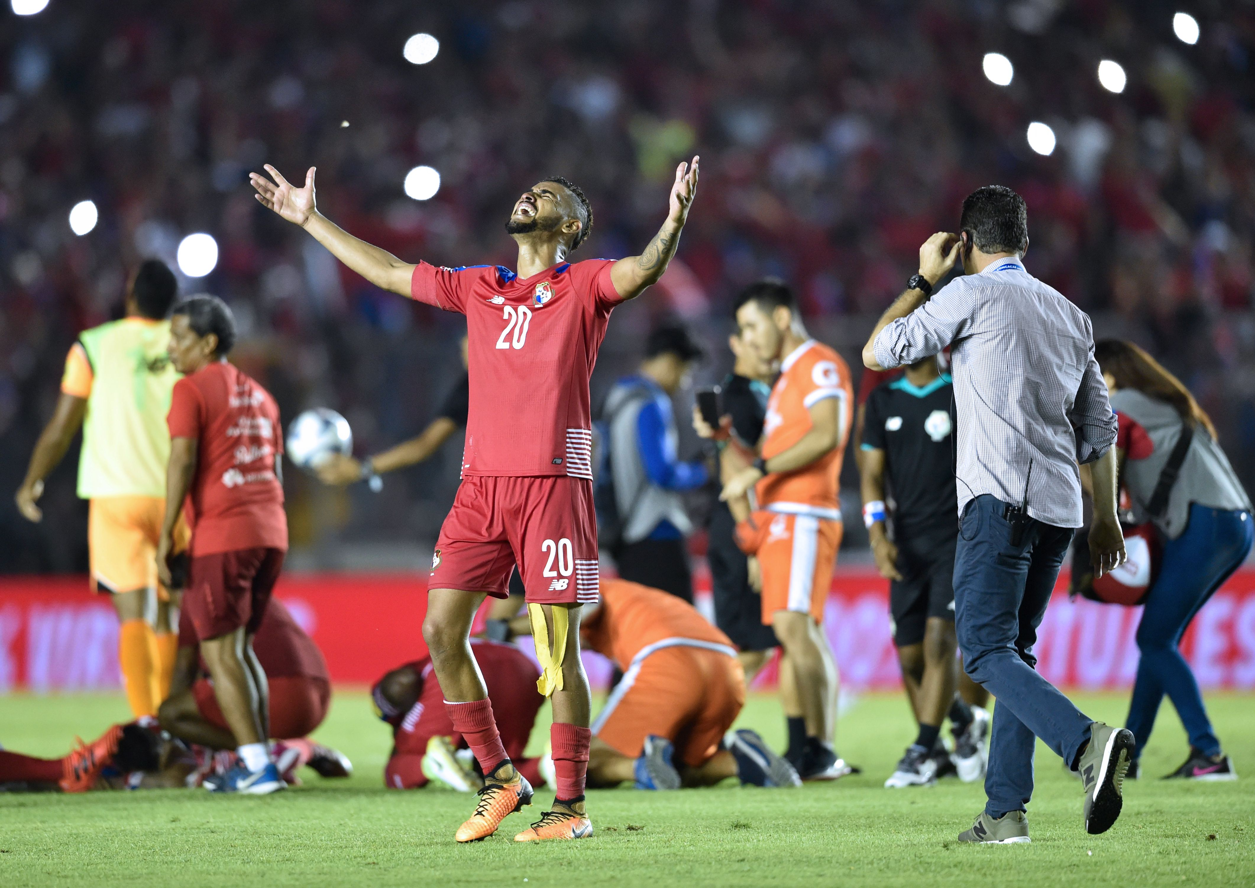 Panama World Cup Fixtures