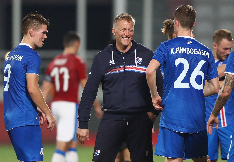 冰岛足球运动员冈纳森