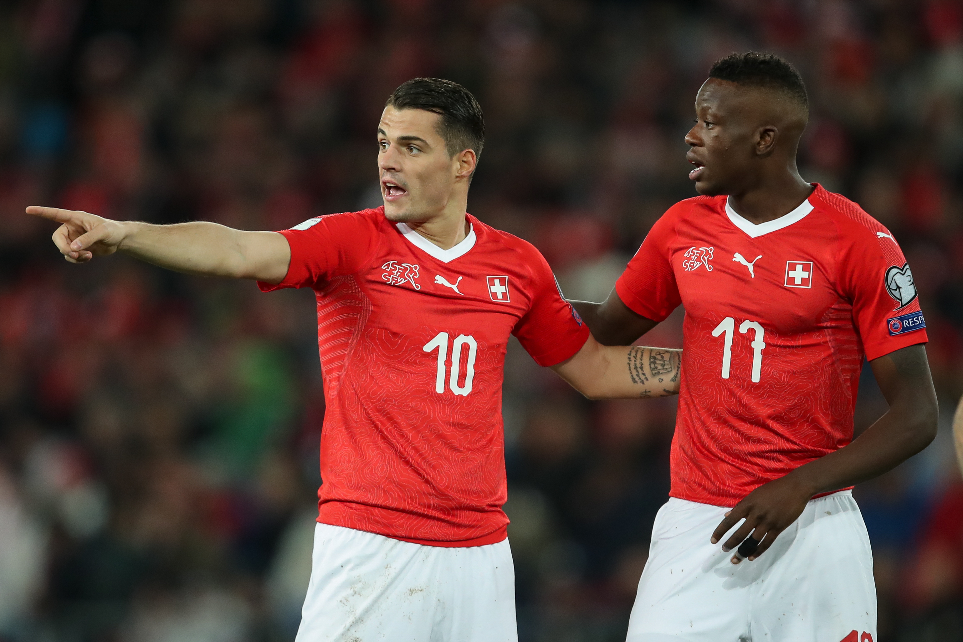 7f5f225c1c9 Real Deal  Is Xhaka the real deal in the midfield  (Getty Images)