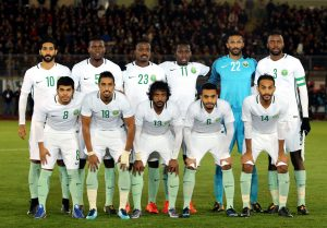 2018 World Cup Guide: Group A: Saudi Arabia
