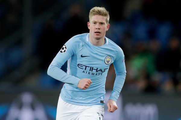Kevin De Bruyne Manchester City And Belgium