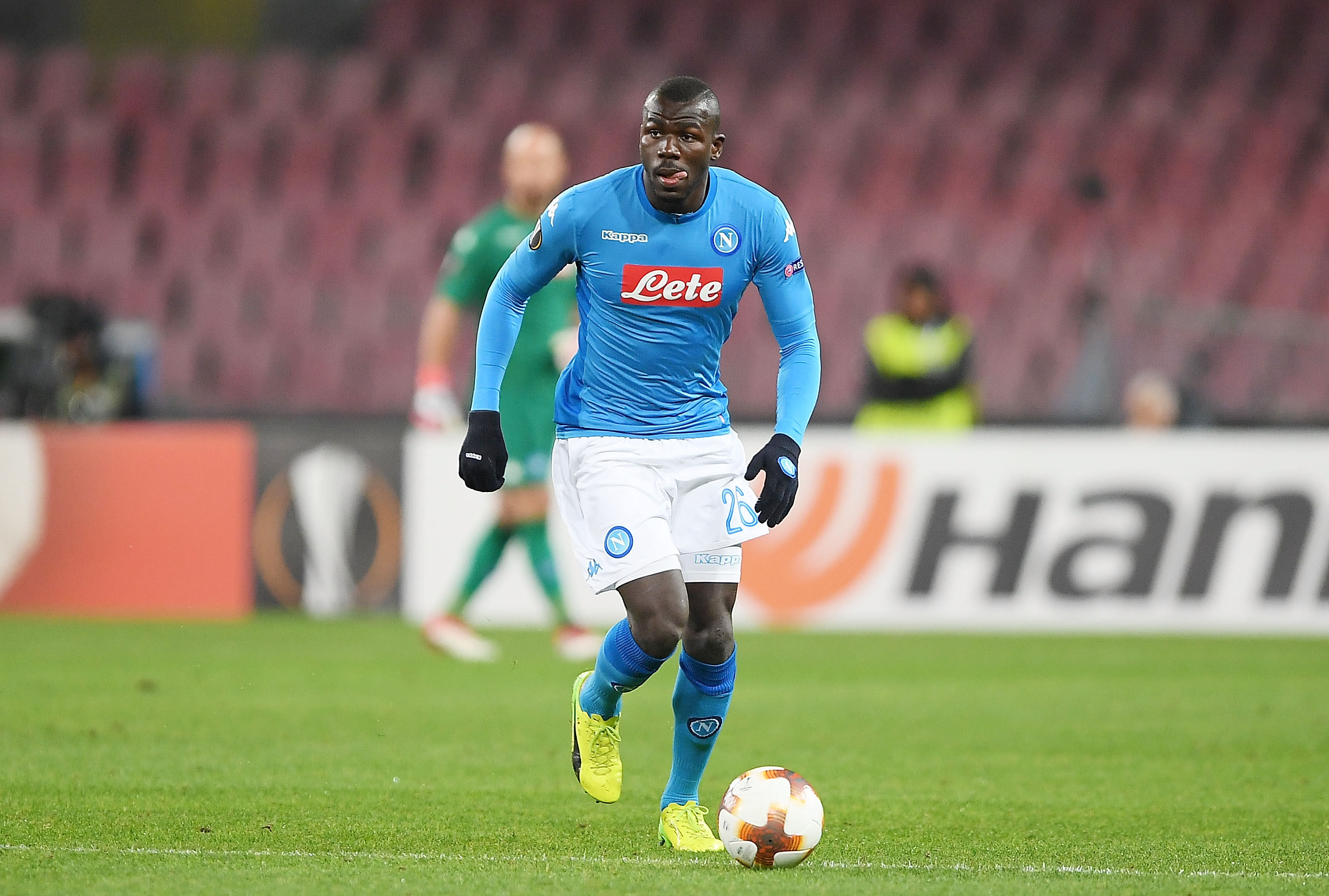 4cecef9fb99 Leader  Koulibaly leads the defence for Senegal (Getty Images)