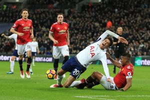 When it comes to diving, Dele Alli has form