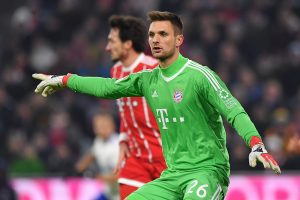 Bayern stand-in keeper Ulreich eyes World Cup berth