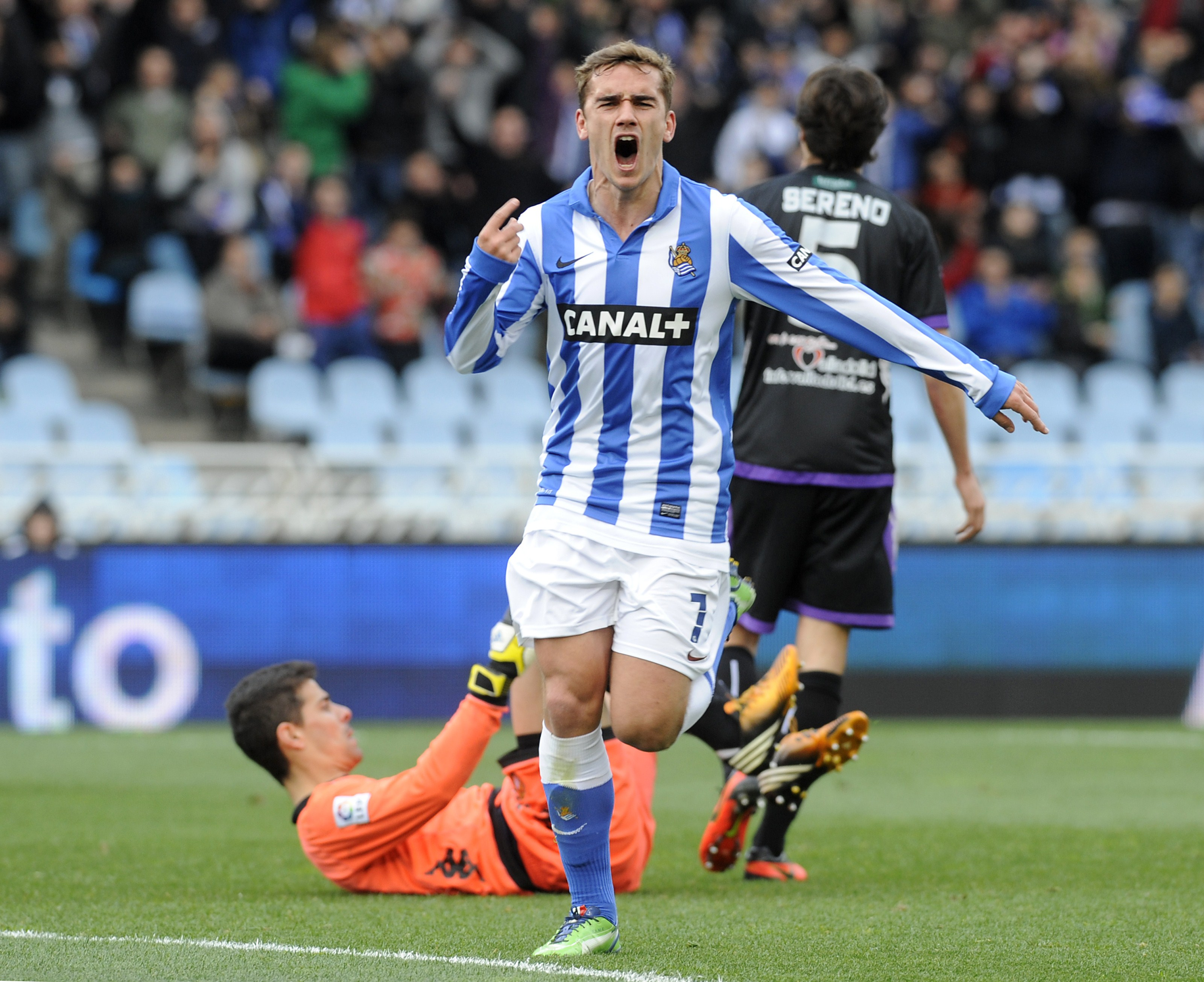 e1ee6feb8 Family  Griezmann admits how Real Sociedad acted like a family to him early  in his career (Getty Images)