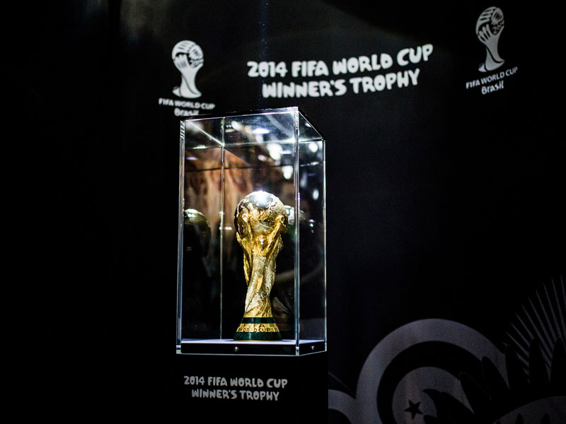 World Cup TV Schedule - Russia 2018 on ITV and BBC