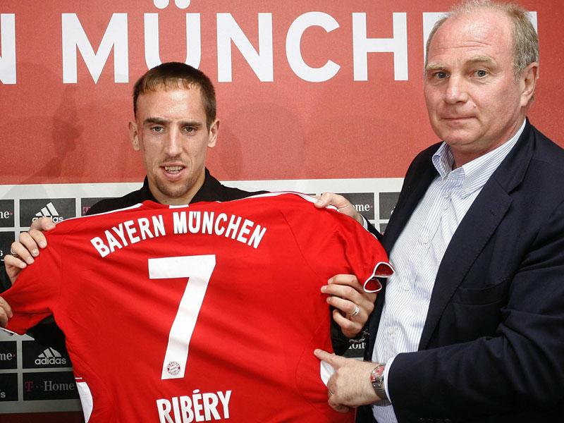 Franck Ribery - Bayern Munich and France