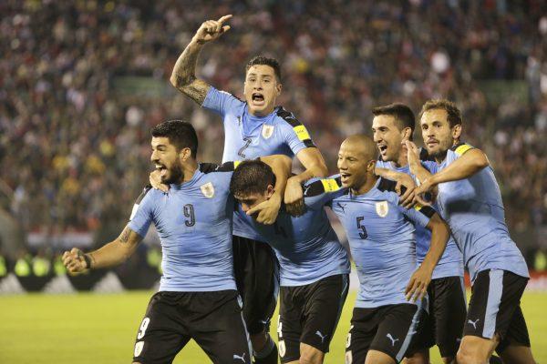 Image result for current uruguay national team 2018