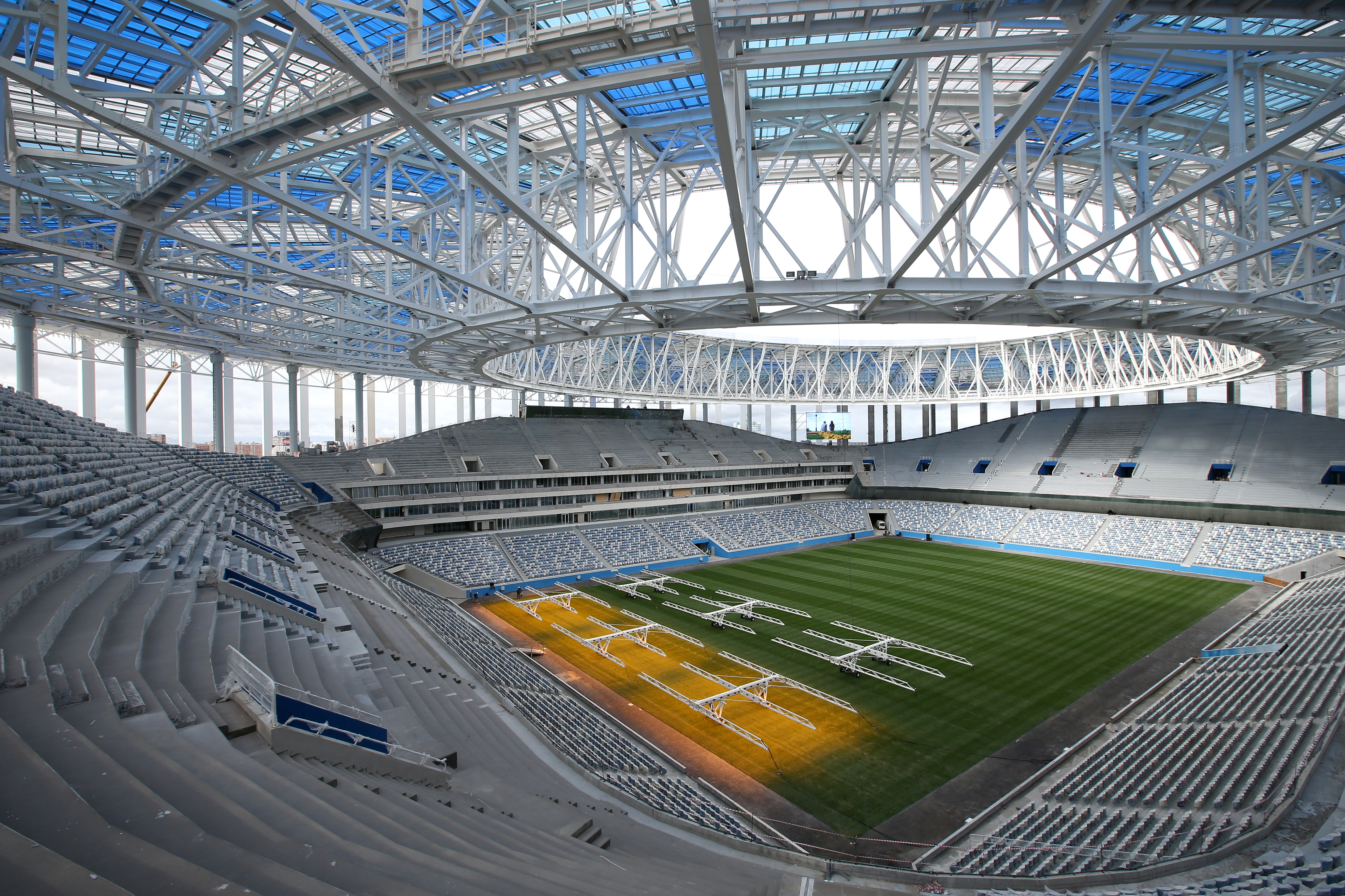 World Cup Stadiums - Russia 2018 - World Soccer on