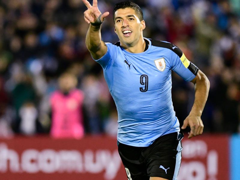 Uruguay World Cup Fixtures