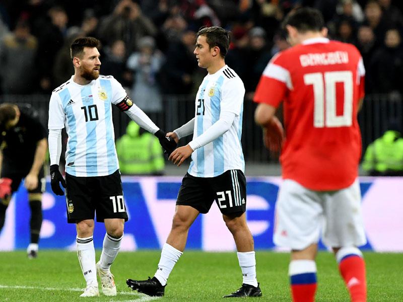 Argentinien WM-Spiele