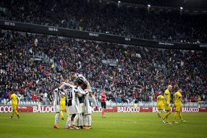 Juventus Restore the Natural Order in Serie A