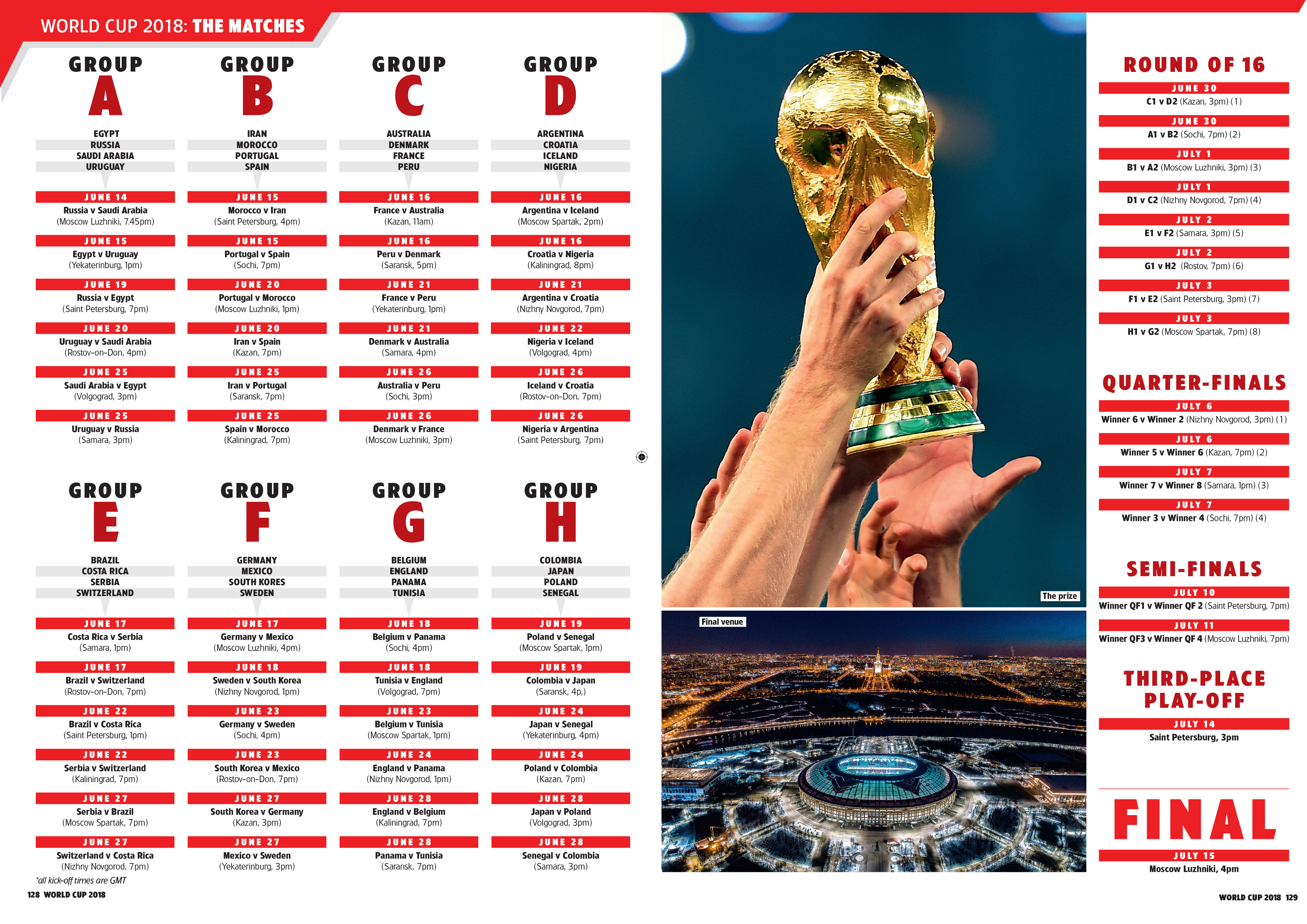 Pick the world cup 2020 schedule pdf malaysia time download