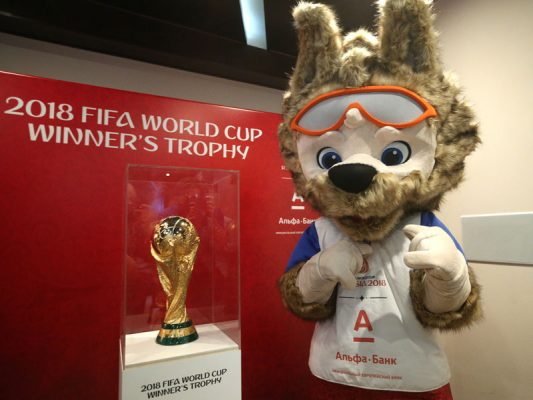 253dcd7e926 World Cup Mascots - When Was The First World Cup Mascot