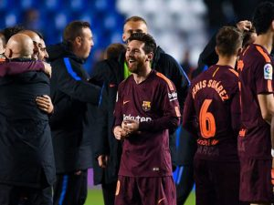 Lionel Messi Fresh To Impress in Russia