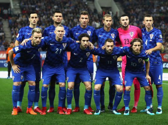 Kroatien WM-Spiele