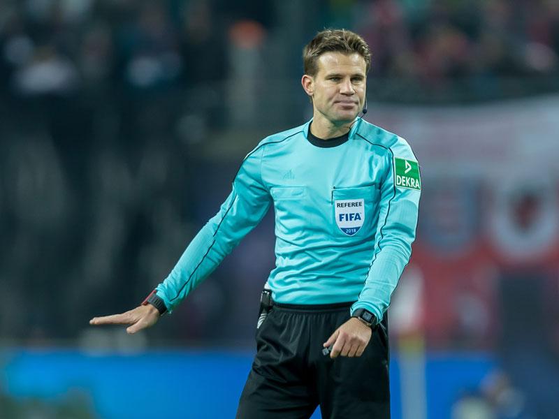 Wer sind die Schiedsrichter für die WM?