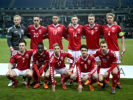 Dänemark WM-Fixtures, Kader, Gruppe, Guide
