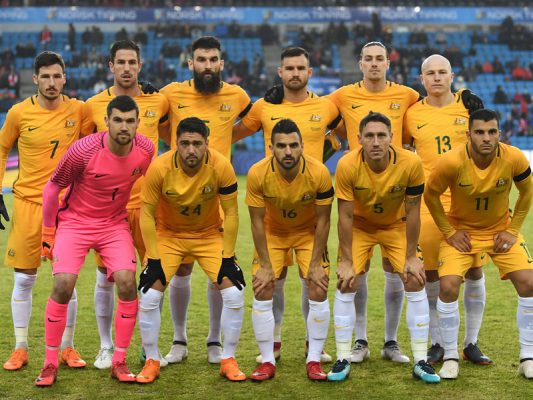 Australien WM-Fixtures, Kader, Gruppe, Guide