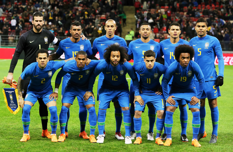 Brasilien WM-Fixtures, Kader, Gruppe, Guide