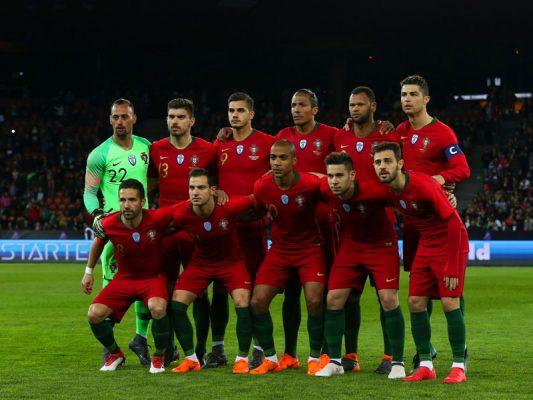 Portugal WM-Fixtures, Kader, Gruppe, Guide