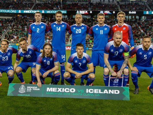 Island World Cup Fixture, Kader, Gruppe, Guide