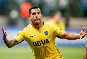 Tim Vickery's Notes from South America: Boca suffer Libertadores wobble – and Tevez is part of the problem