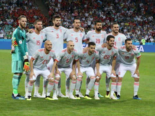 9988af009a5 Spain World Cup Fixtures
