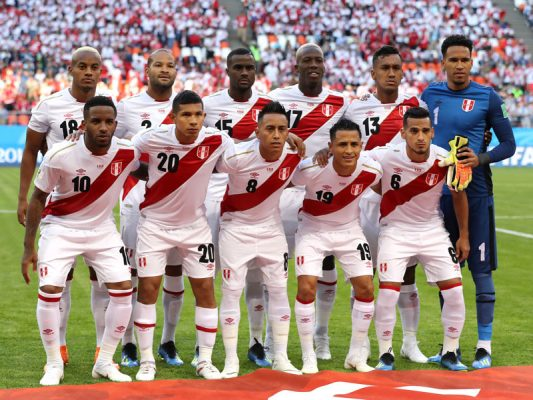 Peru World Cup Fixtures Squad Group Guide World Soccer