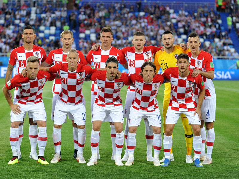 Croatia World Cup Fixtures Squad Group Guide World Soccer