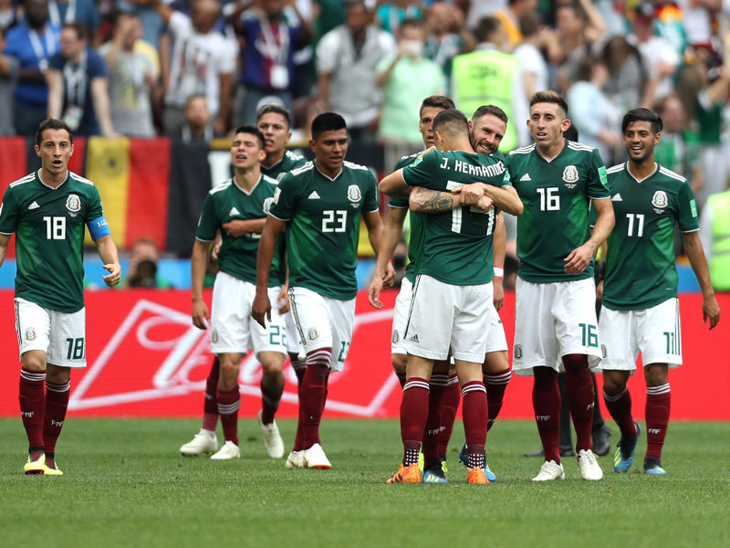 lowest price e11f6 a8454 Mexico World Cup Fixtures, Squad, Group, Guide - World Soccer
