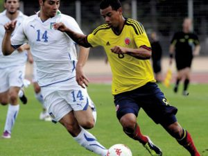 A Tale of Two Colombians | Tim Vickery