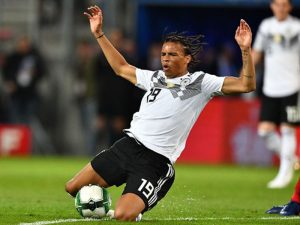 Cutting Leroy Sane Made Perfect Sense to Joachim Low
