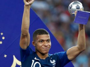 Kylian Mbappe Played World Cup Final With Displaced Vertebrae