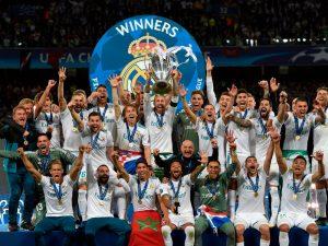 Champions League Favourites