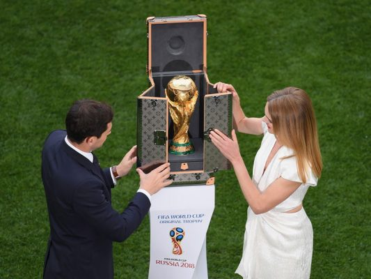 6179f32b0 World Cup Trophy - History of the World Cup Trophy