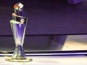UEFA Nations League Trophy