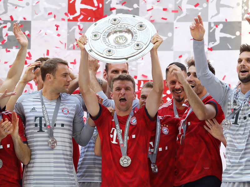 Bayern Aim For Seven From Seven - 2018/19 Bundesliga Preview