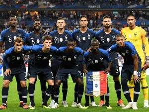 France UEFA Nations League Fixtures, Squad, Group, Guide