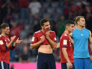 Bayern Munich Look Alarmingly Vulnerable