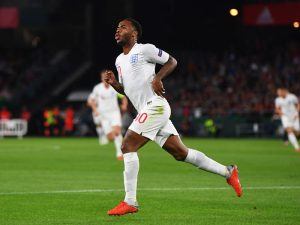 A Night For England To Celebrate In Seville