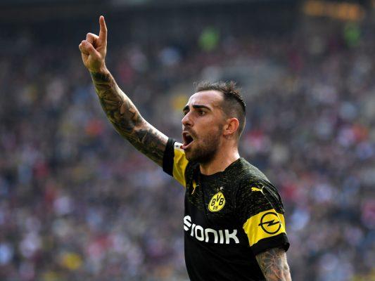 Paco Alcacer Lighting Up Bundesliga | Nick Bidwell - World Soccer
