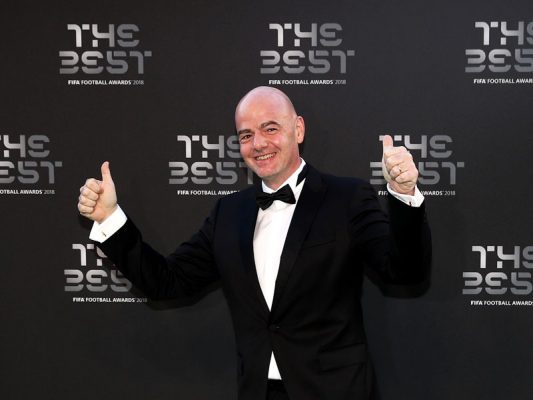 """""""Infantino Is As Rotten As Blatter"""" 
